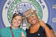 College 101 Photo Booth @ Texarkana College!