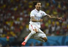Meet Jermaine Jones, the man who scored the wonder strike against Portugal #WorldCup #USA