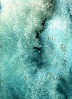 Painting Abstract Nature Awesome Art Ideas for 2019 - Abstract Painting Watercolor Texture, Watercolor Art, Painting Inspiration, Color Inspiration, Backgrounds Wallpapers, Abstract Nature, Painting Abstract, Texture Art, Ocean Texture