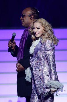 Madonna : Prince Tribute 2016