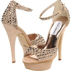 Love these! With a sexy dress or jeans! They come in black too.