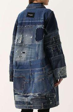 Denim Fashion, Boho Fashion, Fashion Outfits, Refaçonner Jean, Estilo Jeans, Mode Mantel, Mode Jeans, Denim Ideas, Denim Crafts