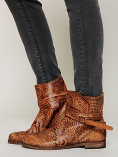 Free People Henna Ankle Boot. Beautiful!