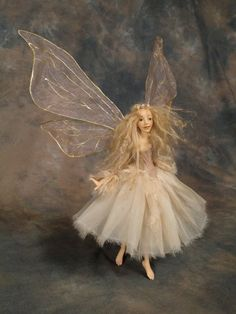 ≍ Nature's Fairy Nymphs ≍ magical elves, sprites, pixies and winged woodland faeries - Wendy Froud