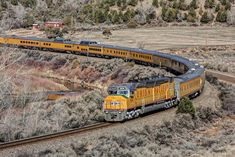 Up 6936 by on DeviantArt Heritage Train, Rail Train, Union Pacific Railroad, Train Table, Train Pictures, 2017 Images, Diesel Engine, Shutter Speed, Trains