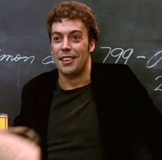 Times Square, Tim Curry is soooo handsome in this film!!