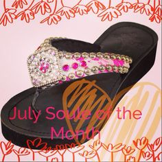 July Soule of the Month $125
