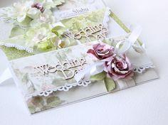 scrappassion: kopertówki ślubne