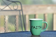 Keeping the Faith, Even When It All Falls Apart