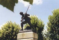 Monument aux morts 1870 – Nontron, Aquitaine