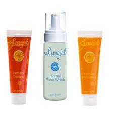 Produkte gegen Mitesser von Lexagirl Naturkosmetik