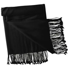 New Directions Black Satin Pashmina Scarf (67 PLN) ❤ liked on Polyvore featuring accessories, scarves, black, black shawl, satin scarves, black satin shawl, black scarves and wrap shawl