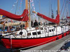 Bernard Moitessier's Boat   YachtPals.com