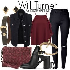 Will Turner Casual Cosplay Disney Inspired Fashion, Disney Fashion, Casual Outfits, Cute Outfits, Movie Outfits, Fashion Outfits, Bff, Character Inspired Outfits, Disney Bound Outfits