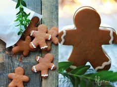 gingerbread man, Lebkuchen, Lebkuchenmänner, Weihnachten, Backen