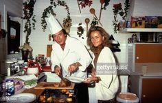Nachrichtenfoto : Pierre Brice, Ehefrau Hella, Homestory, Landhaus,...