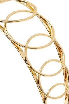 Lelet NY Infinity Gold-plated Headband llSZveU3qJ