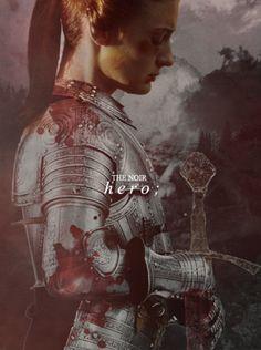 Sansa Stark - Game of Thrones Fan Art (35492431) - Fanpop