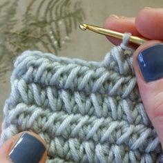 Post - tricot,stricken-Love that increase method! Stitch Patterns, Knitting Patterns, Crochet Patterns, Free Crochet, Knit Crochet, Crochet World, Crochet Videos, Toddler Gifts, Chrochet
