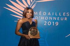 Nigerian media mogul Mo Abudu receives 2019 Médailles d'Honneur at MIPtv in Cannes Abudu is the first African and Nigerian recipient of t. Nigerian Movies, Tv Girls, Influential People, The Hollywood Reporter, Successful Women, Powerful Women, Role Models, Awards, African
