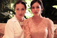 Leonora y Bárbara Fuenmayor.