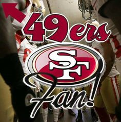 the are my favorite team Nfl 49ers, 49ers Fans, Nfl Football, Sf Niners, Forty Niners, 49ers Pictures, Sports Picks, Sports Teams, San Francisco 49ers