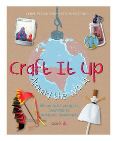 Look what I found on #zulily! 'Craft It Up' Paperback #zulilyfinds
