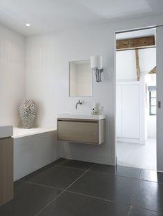 grondige verbouwing vrijstaande villa heemstede badkamer