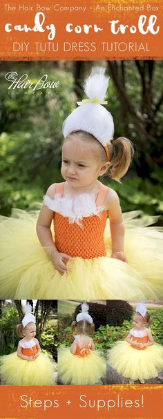 b95c250ea 770 Best How to Make a Tutu & Other Tulle DIYs images in 2019 | Baby ...
