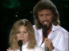 """Music video by Barbra Streisand performing What Kind Of Fool (Duet With Barry Gibb) (Live From """"One Voice""""). Music Clips, 80s Music, Music Film, Music Icon, I Love Music, Love Songs, Good Music, Rock And Roll, Liberal Education"""