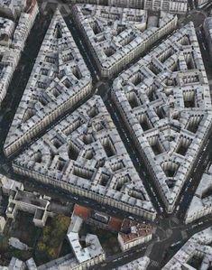 Paris - mid-rise density