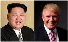 """Trump responde al líder de Corea del Norte: """"Mi botón nuclear es mucho más grande y poderoso"""" El presidente de EE UU vuelve a enzarzarse en una disputa con Kim Jong-un en pleno pulso atómico #Donald Trump #Kim Jong-Un #Corea del Norte #Armas nucleares #Estados Unidos #Norteamérica #Asia oriental #Armamento #Asia #Defensa #América http://www.miblogdenoticias1409.com/2018/01/trump-responde-al-lider-de-corea-del.html#more #news #donaldtrump #Coreanorte"""