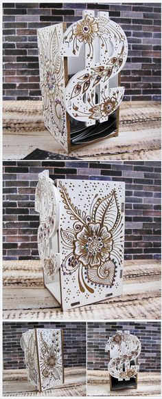 Gold Painting art Decor rhinestones Ornate White tea box Tea ceremony Tea house Tea Bags Holder tea party table Indian Ornament Tea HouseBox https://www.etsy.com/BestGiftsForFamily/listing/587091744/gold-painting-art-decor-rhinestones?ref=shop_home_active_1