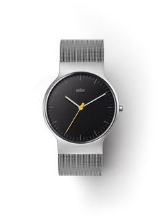 Braun Classic Slim Watch - Entry - iF WORLD DESIGN GUIDE