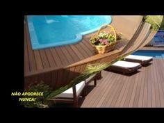 Escadas, escadinhas, escadotes, escadonas, tudo sobre escadas.: Deck de Madeira…