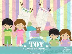 festa do pijama Design Facebook, Movies, Movie Posters, Art, Sleepover Party, Ticket Invitation, T Shirt, Dibujo, 2016 Movies