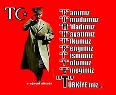 Güzel Akşamlar Olsun Atatürk'ün Evlatları