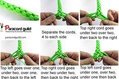 A tutorial on the gaucho braid.