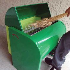 Homestead Tools Spotlight: Grain Thresher and Cider Press - Homesteading and Livestock - MOTHER EARTH NEWS