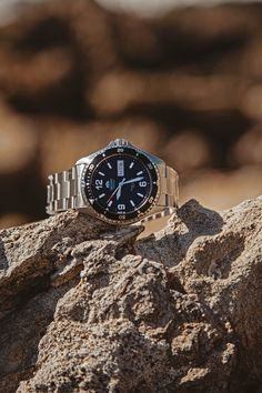 The kind of watch we'd wear all summer long. Grab the Mako II now: http://orientwatchusa.com/catalogsearch/result/?q=aa02001b+aa02002d