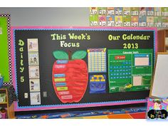 Fun in First Grade: My Room is Done {Classroom Pictures}