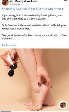 Ageloc Galvanic Spa, Smooth Feet, Epoch, Beauty Skin, Moisturizer, Wellness, Products, Moisturiser, Gadget