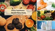 Dieta Sanatoasa - Meniu Dieta Dash - T's Secrets Dieta Dash, The Secret, Beef, Chicken, Breakfast, Ethnic Recipes, Food, Tattoo, Meat