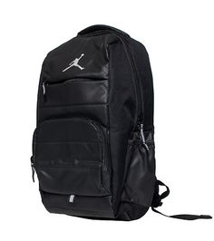 752bbbc4148415 JORDAN MENS ALL WORLD BACKPACK Black
