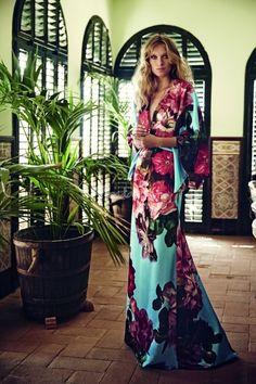120 Kimono Outfit Ideas- Ways To Dress Up With Kimono Outfits Trend 2017 Looks Style, Looks Cool, Spanish Dress, Kimono Outfit, Boho Stil, Bohemian, Mein Style, Maxi Robes, Maxi Dresses