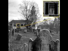 Church Window Ghost 1