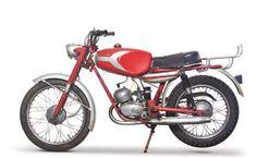 1962 Ducati 48SL Cacciatore