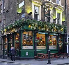 Carpenters Arms  - Marble Arch My London Local