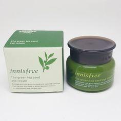 Innisfree The Green Tea Seed Eye Cream 30ml Antioxidant Moisture Eye Cream Korea #Innisfree