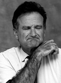 Robin Williams and the Mask of Humor #Robin_Williams @n17dg